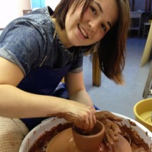 pottery wheel classes, throwing, pottery class