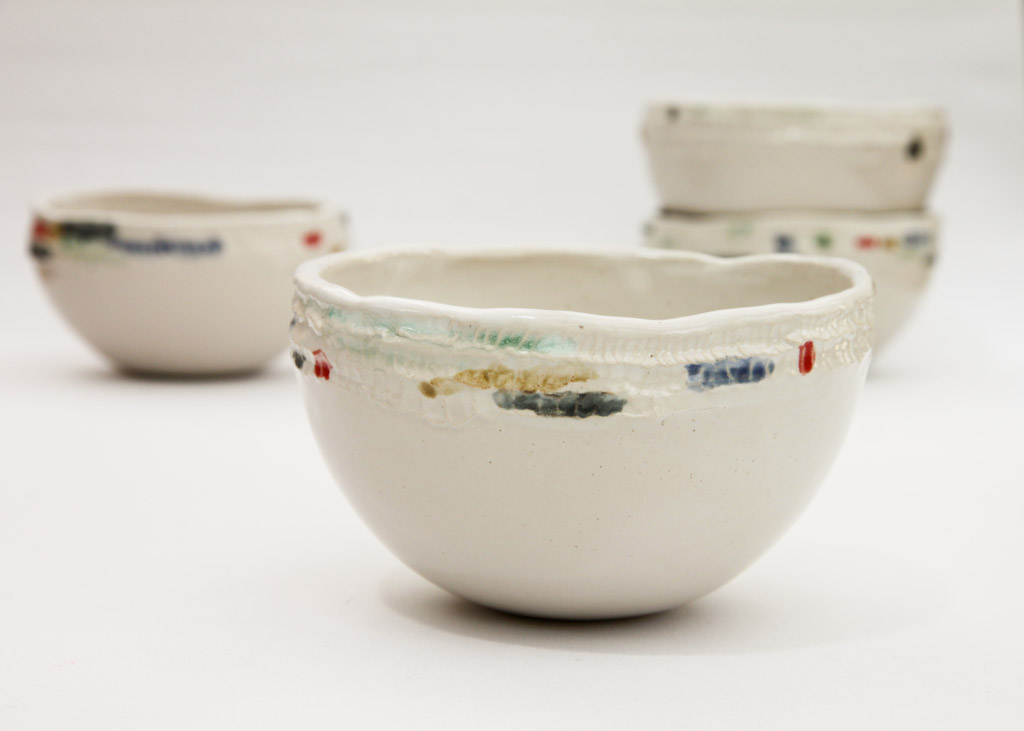 Bowls For Books Studio Library Ceramics Studio Coop London