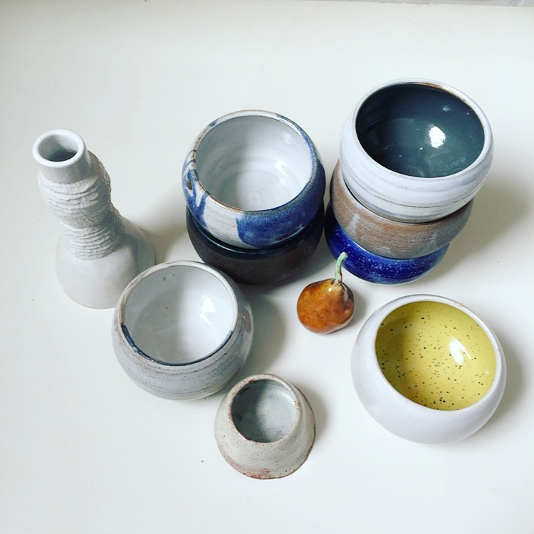 Pottery in South London