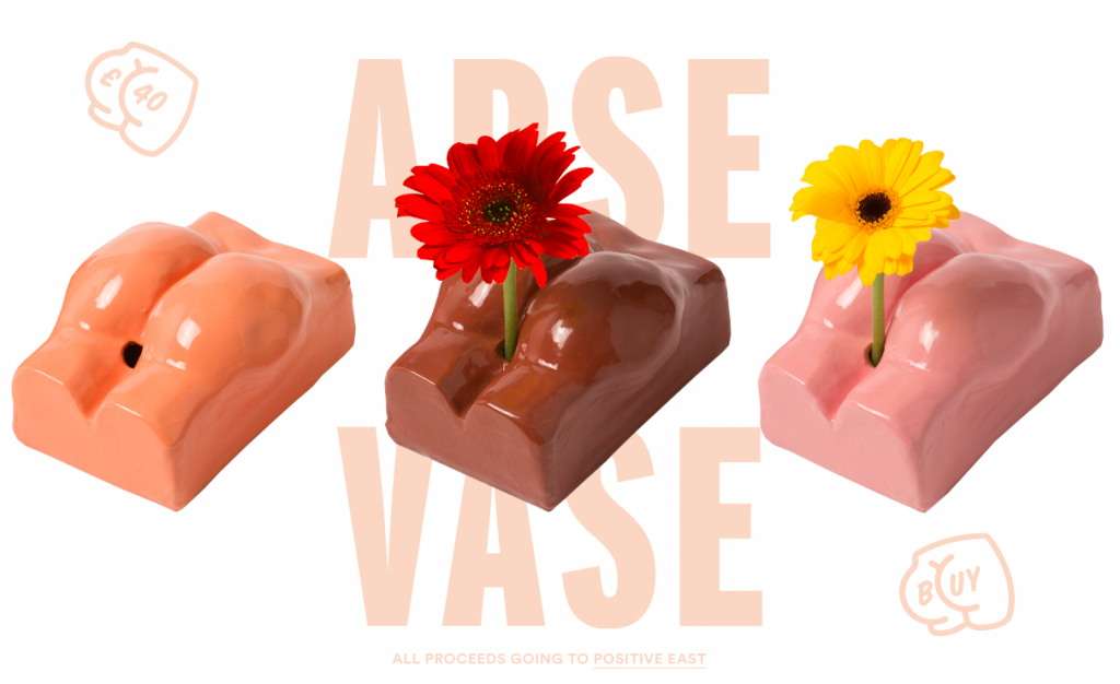 Arse Vase