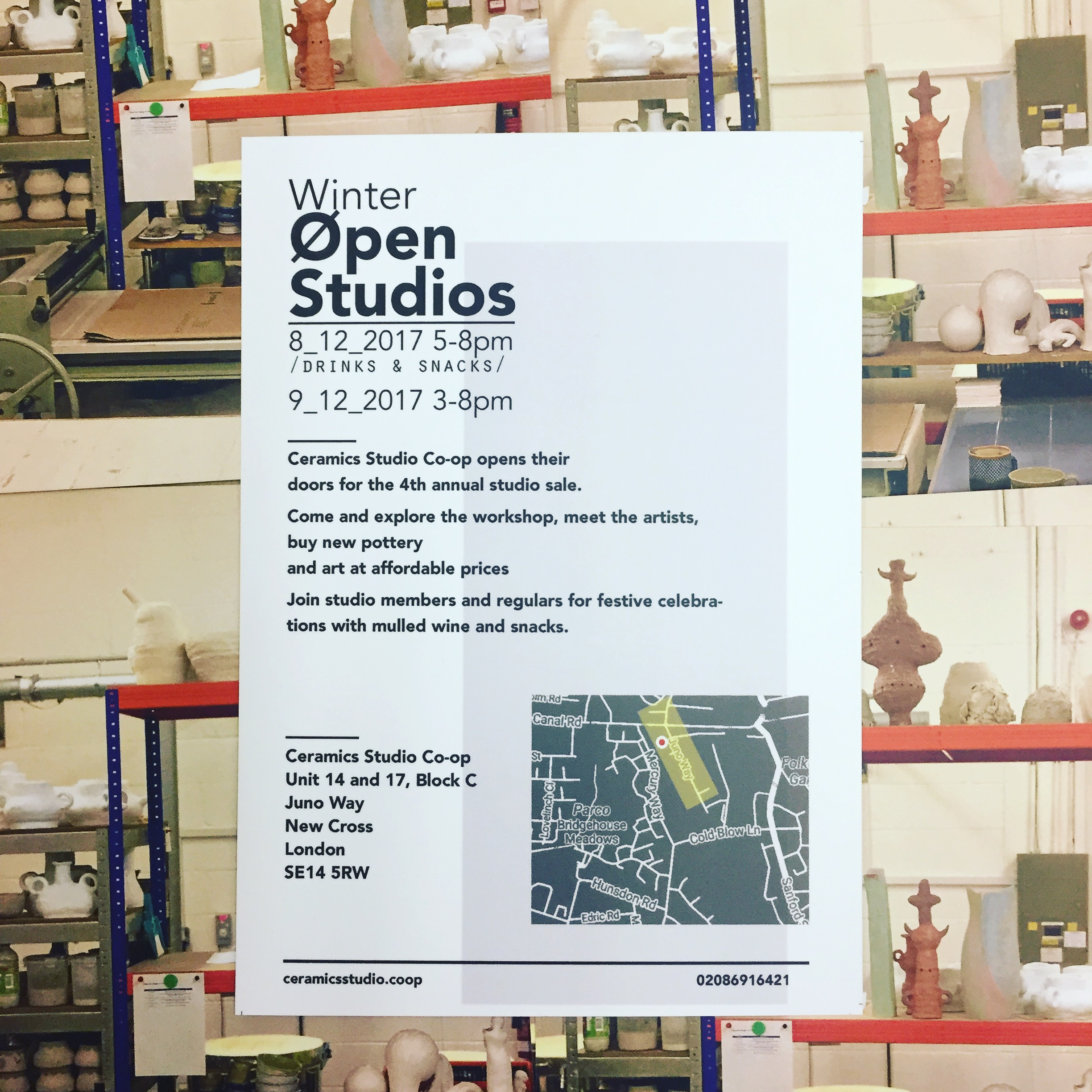 Winter Open Studios